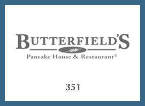 Butterfield's Pancake House & Restaurant logo