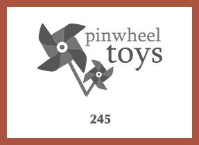 Pinwheel Toys logo