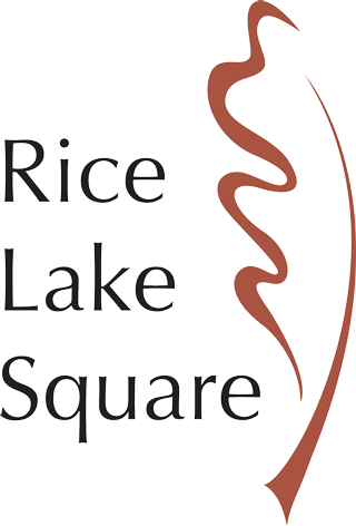 Rice Lake Square Retina Logo