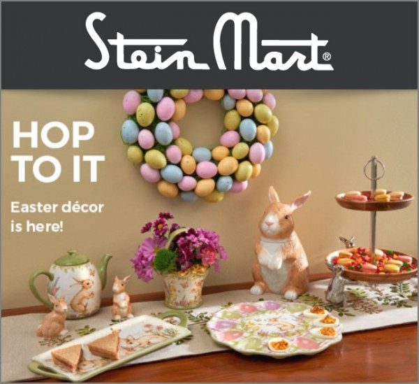 Easter Décor Is Here