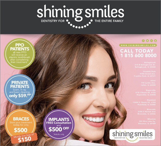 Shining Smiles Special Offers