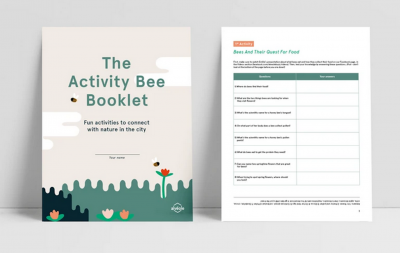 Activity Bee Booklet